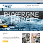 site web, auvergne marée, actualités, vie de l'entreprise