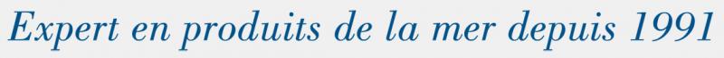 Auvergne Marée : experts en produits de la mer